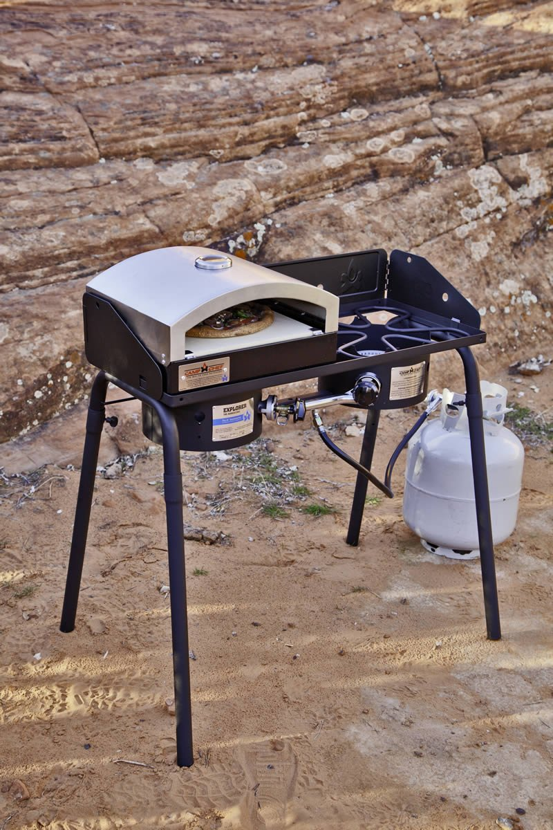 Camp Chef Single Burner Pizza Oven Box by Camp Chef (Image #1)