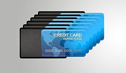 RFID - Funda, soporte de tarjeta de crédito, Social tarjeta ...