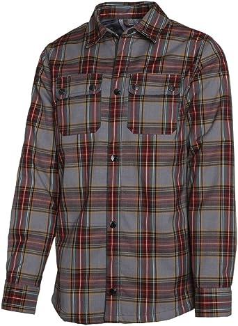 Volcom Haines - Camisa de Franela para Hombre