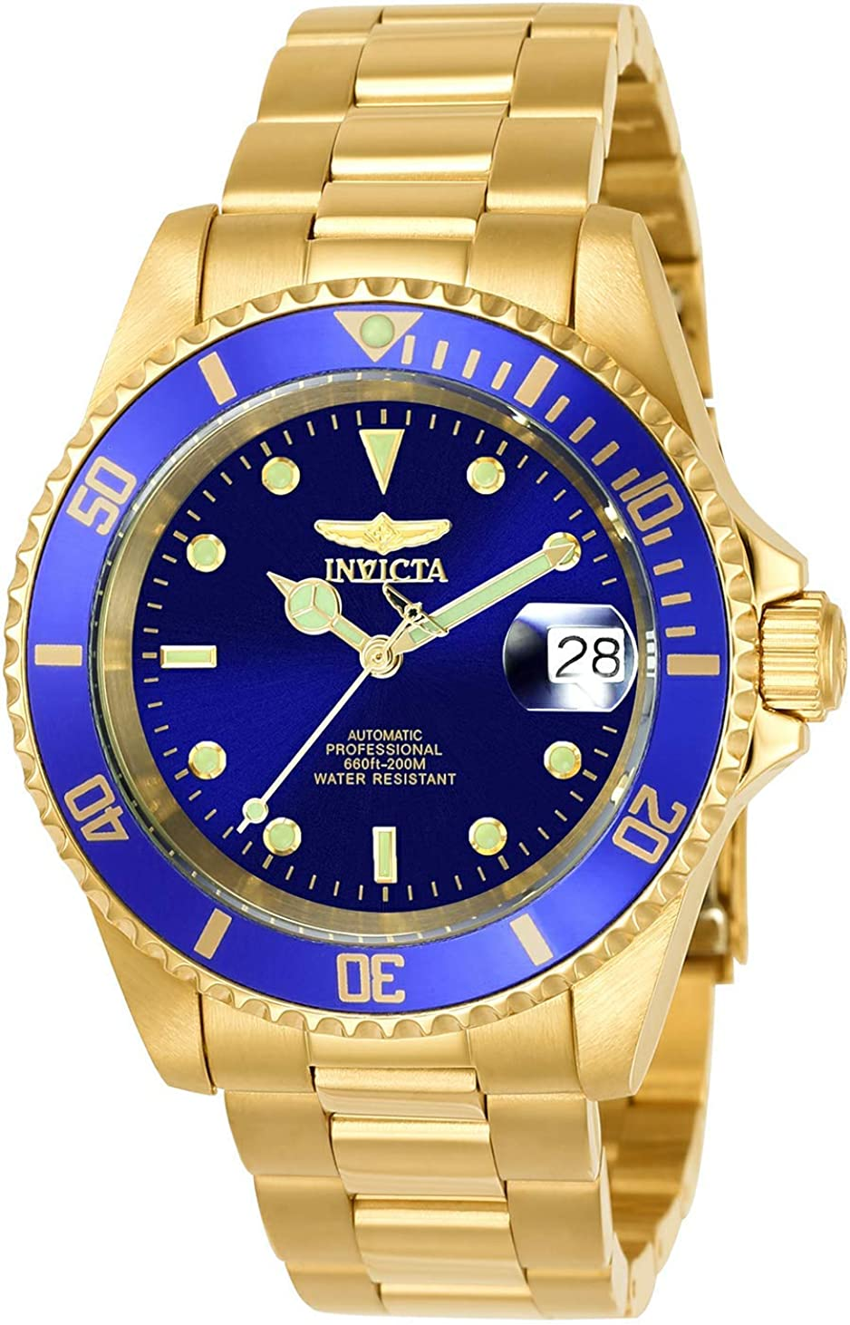 Los 10 Invicta Watches For Men Gold