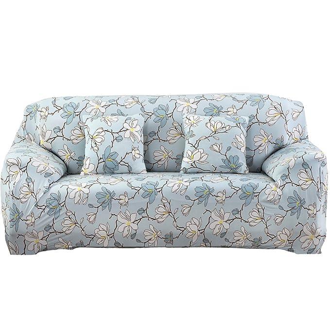 Domybest Funda de Sofa Elastica Cubierta de Sofá Protecto ...