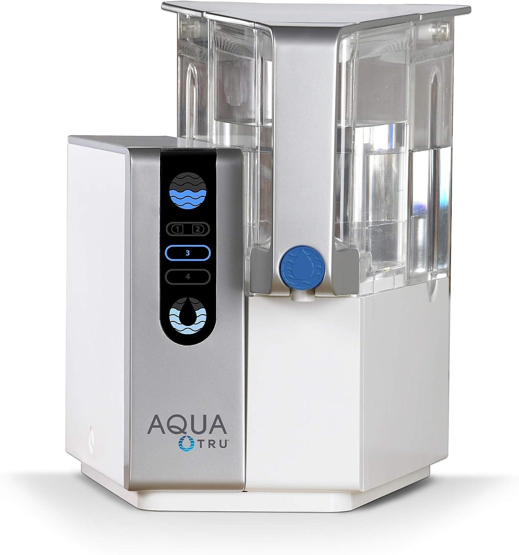 Sistema de purificación de filtro de agua para encimera AquaTru ...