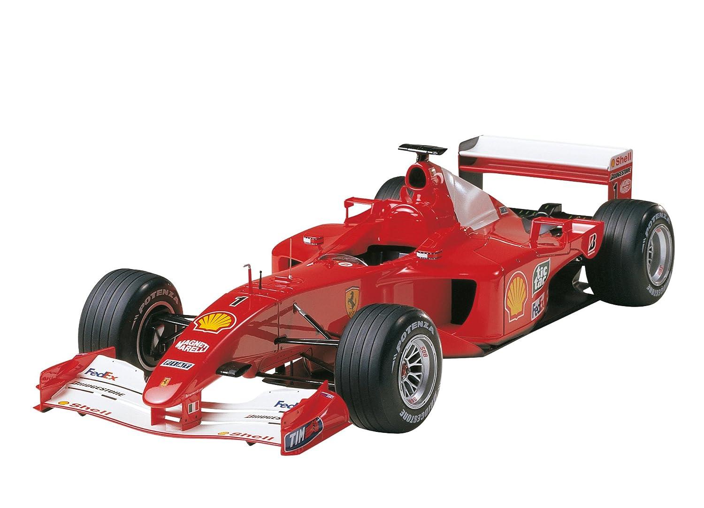 Tamiya 20052 Ferrari F2001 - Coche a Escala (Escala 1:20)