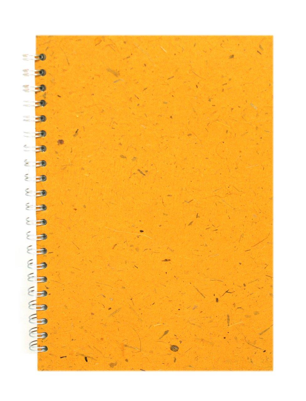 Pink Pig A4 Portrait Sketchbook White Cartridge paper 35 Leaves Blue 2 PACK