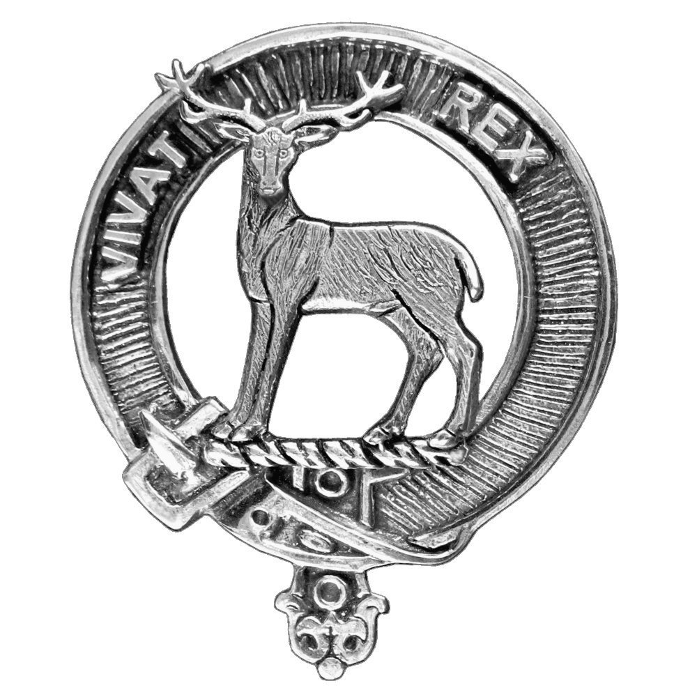 MacCorquodale Scottish Clan Crest Badge