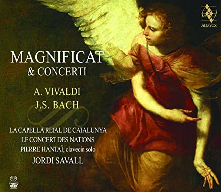 Vivaldi: Magnificat, Concerto; Bach: Magnificat, Concerto