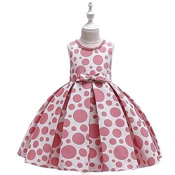 Amazon.com: LADYLUCK Vestido de princesa para niña con falda ...