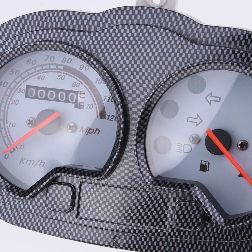 KESOTO Scooter Speedometer Dash Strumento per B05 B08 CPI Hussar KEEWAY RY8 F-Act