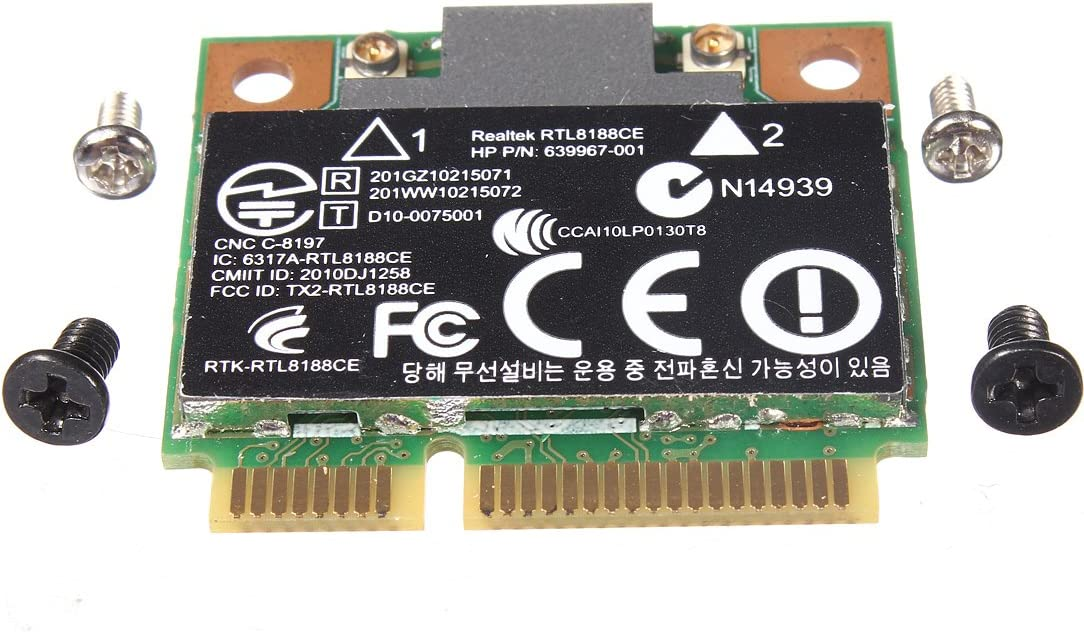 USB 2.0 Wireless WiFi Lan Card for HP-Compaq Pavilion p6-2413ef