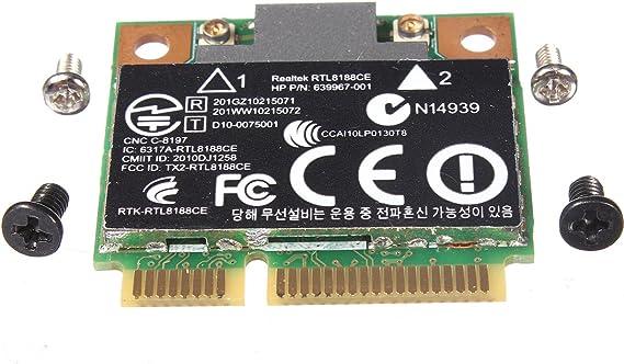 USB 2.0 Wireless WiFi Lan Card for HP-Compaq TouchSmart IQ539tw