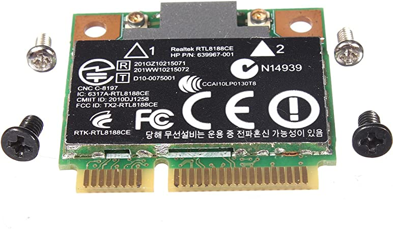 USB 2.0 Wireless WiFi Lan Card for HP-Compaq Pavilion A1420la