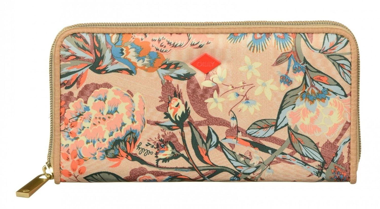 Oilily Spring Blossom L Zip Wallet Hazel Rose: Amazon.es ...