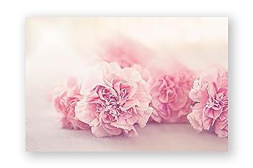 Beneart Blumen Bluten Pfingstrosen Rosa Plakat Druck Premium