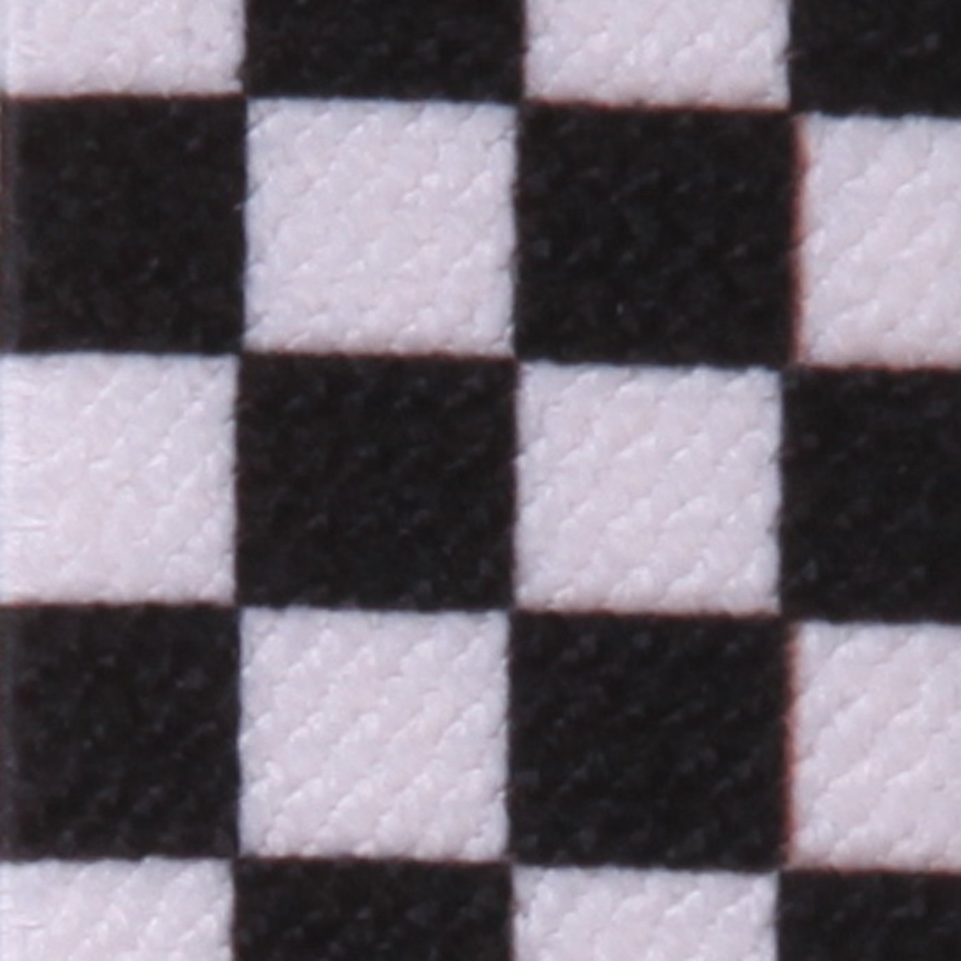 HDE Men's Checkered Suspenders 1 Inch Wide Y-Back Adjustable Elastic Shoulder Strap (Black and White) by HDE (Image #2)
