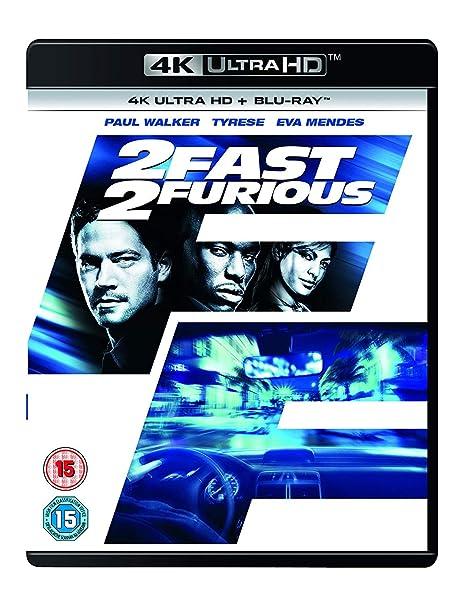 Amazon in: Buy 2 Fast 2 Furious (4K UHD Blu-Ray) [2018