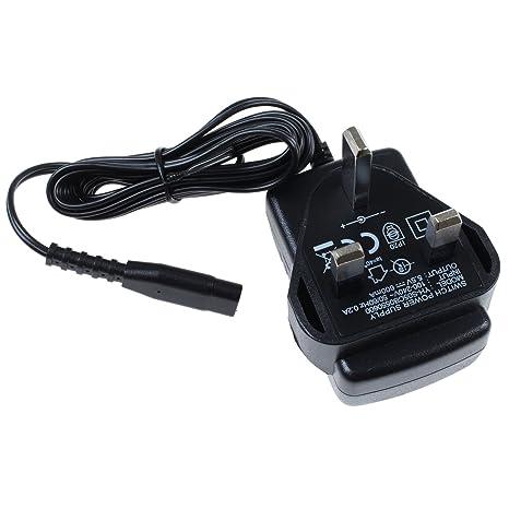 First4Spares - Cargador de batería y cable de plomo para aspiradoras de ventanas Karcher WV50