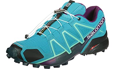 Salomon Speedcross 4 (Wide Fit) Traillauf laufschuhe SS19