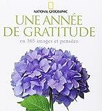 Une année de gratitude en 365 images et pensées
