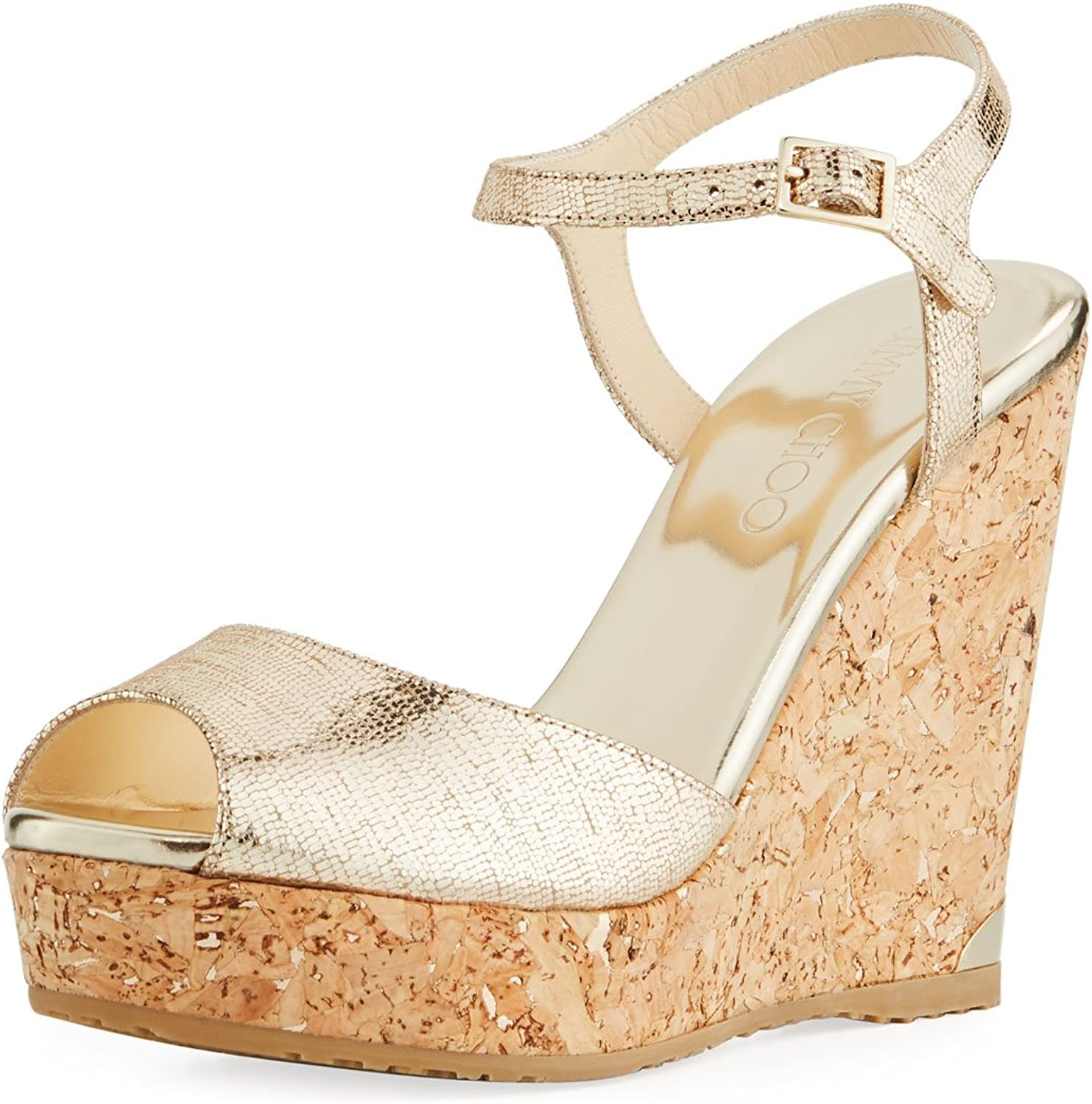 SILVER GOLD GLITTER METALLIC WEDGED PLATFORMS WEDGES ANKLE BOOTS HIGH HEELS SIZE