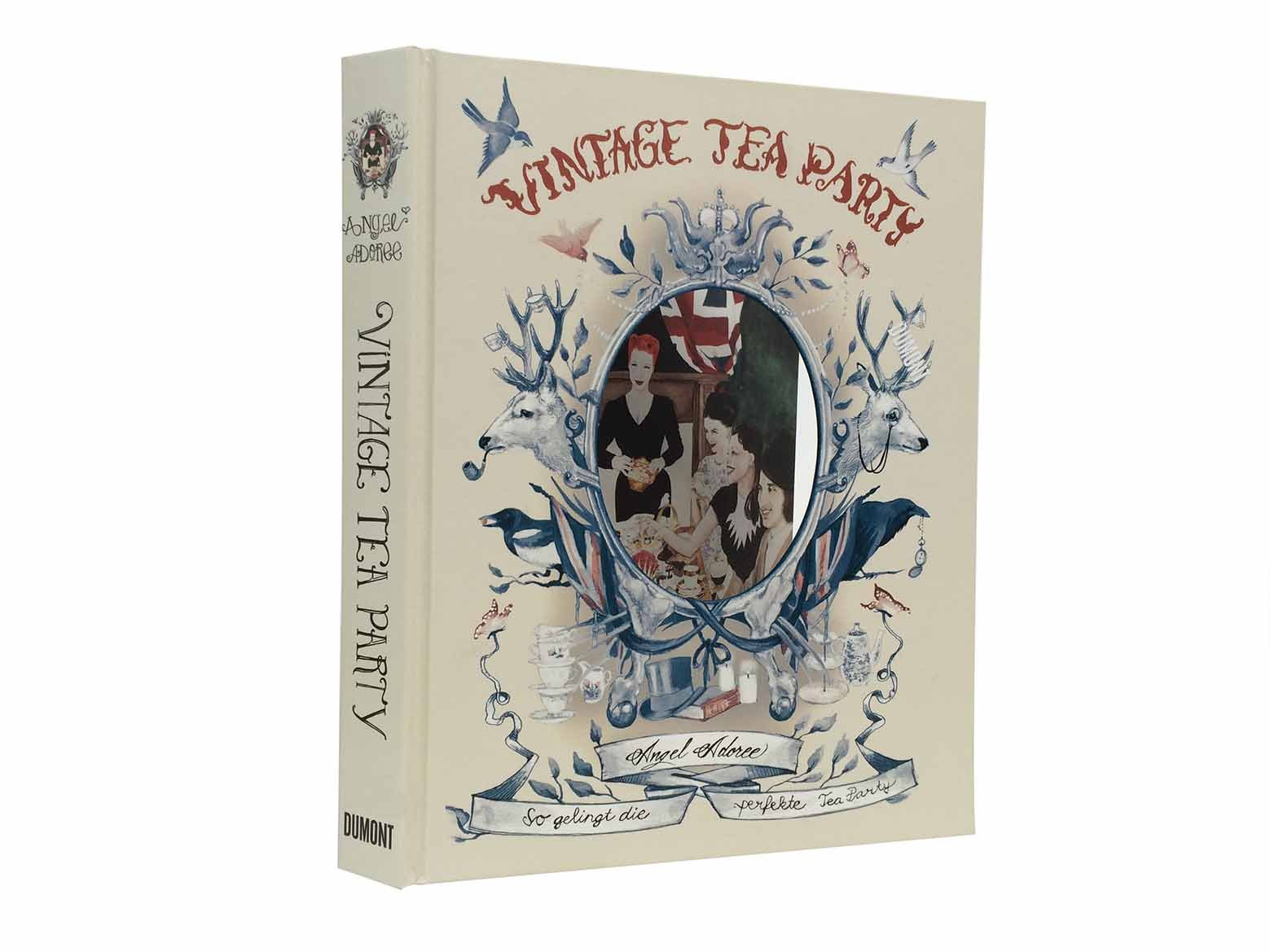 Vintage Tea Party: So gelingt die perfekte Tea Party: Amazon.de ...