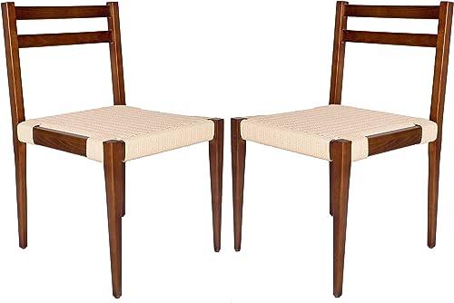 Amazon Brand Stone Beam Jane Mid-Century Dining Chair