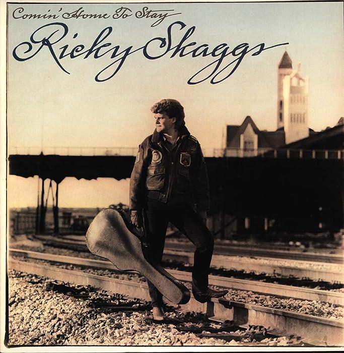 The Best Ricky Skaggs Vinyl Home