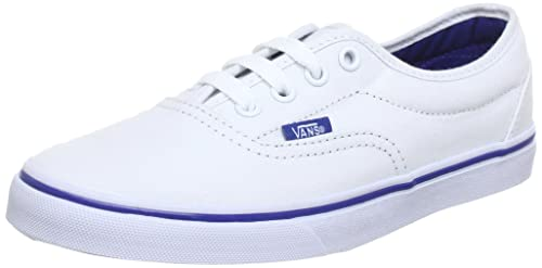 ac323cff204582 Vans Unisex - Adult U LPE TRUE WHITE TRUE Low Top White Weiß (true white  true) Size  35  Amazon.co.uk  Shoes   Bags