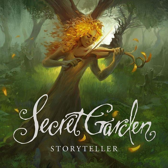 The Best Secret Garden Storyteller Cd Music