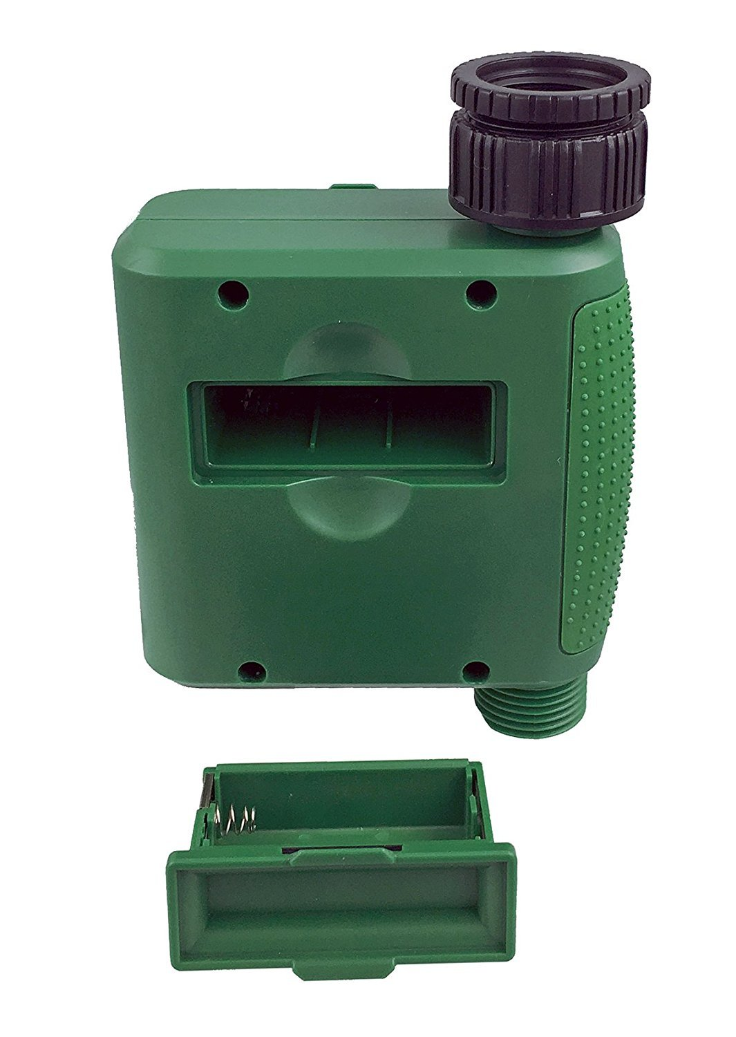 Instapark PWT-07 Outdoor Waterproof Digital Programmable Single Outlet Automatic On Off Water Faucet Hose Timer with Rain Delay and Manual Control by Instapark (Image #5)
