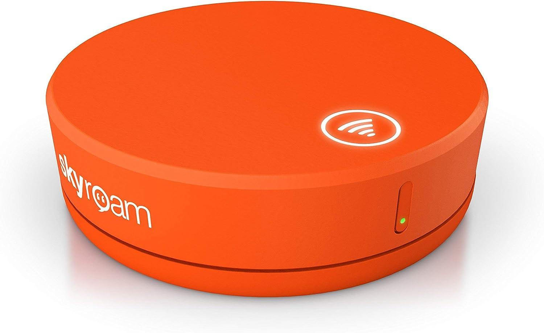 acheter carte sim free Amazon.com: Skyroam Solis: Mobile WiFi Hotspot & Power Bank + 1
