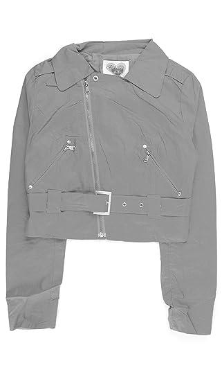 Amazon.com: Cristian Lay Fashion House Women Cotton Jacket FH445 Chaquetas de DAMA Lightweight Coats: Clothing