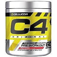 Deals on Cellucor C4 Original Pre Workout Powder Energy Drink Supplement 60 Servings