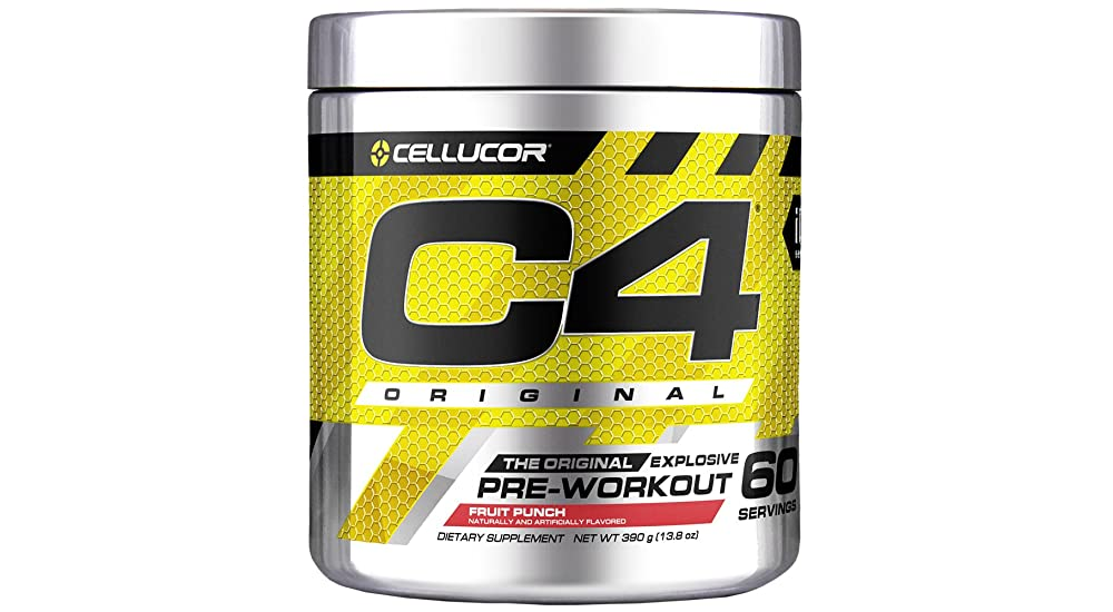 Is C4 Pre Workout Safe