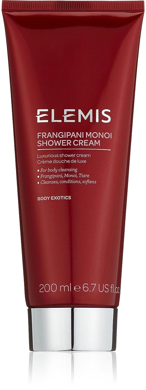 Elemis Exotic Frangipani Monoi Shower Cream Luxurious Shower Cream 200 ml 50818