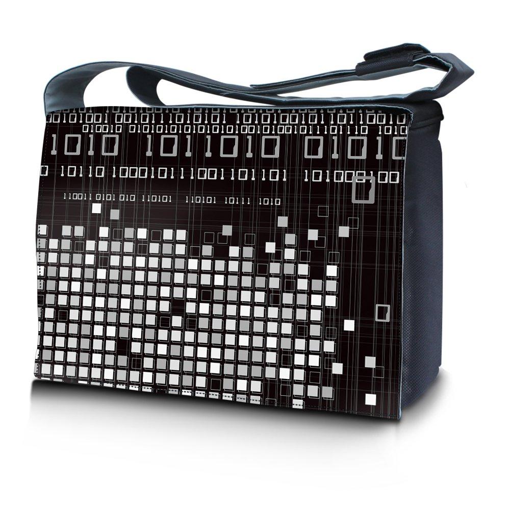 Luxburg® design sac de messager à bandoulière sacoche cartable, pour le travail, l' école et les loisirs l' école et les loisirs Luxburg® SB-Parent-002cl