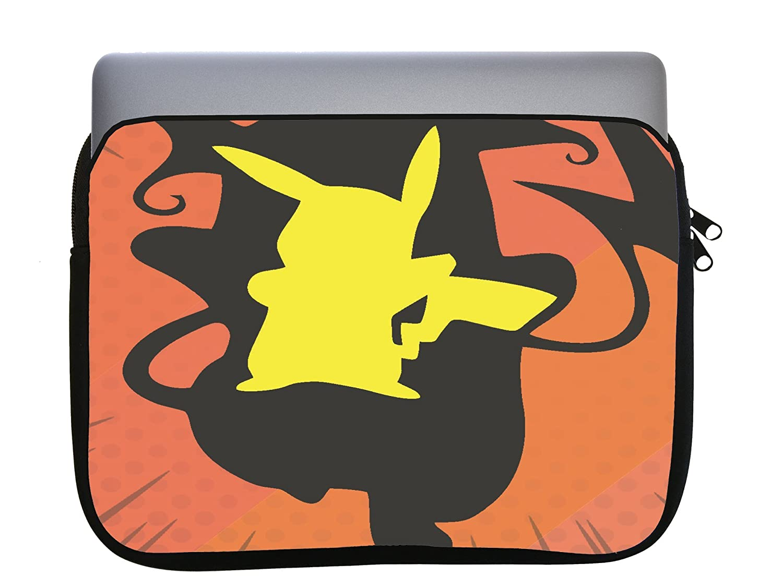 da23f3325114 Amazon.com: Pokemon Pikachu Raichu Evolution Silhouette Design ...