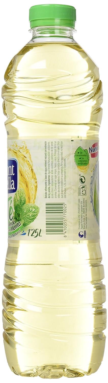 Font Vella Té Agua Mineral y extracto de té verde sabor menta - Botella 1,25L: Amazon.es: Amazon Pantry