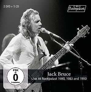 Live At Rockpalast 1980, 1983 & 1990 (5Cd/2Dvd)