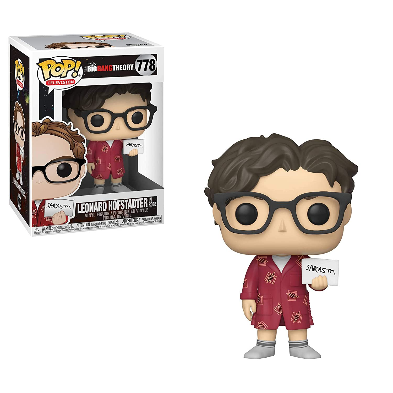 Howard Leonard Funko TV: Pop Penny Sheldon Big Bang Theory Series 2 Collectors Set 1
