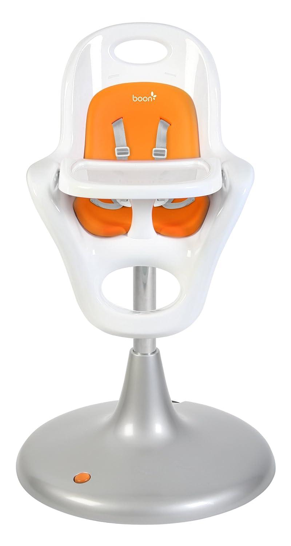 boon flair pedestal highchair with pneumatic lift white boon  - boon flair pedestal highchair with pneumatic lift white boonamazoncouk baby