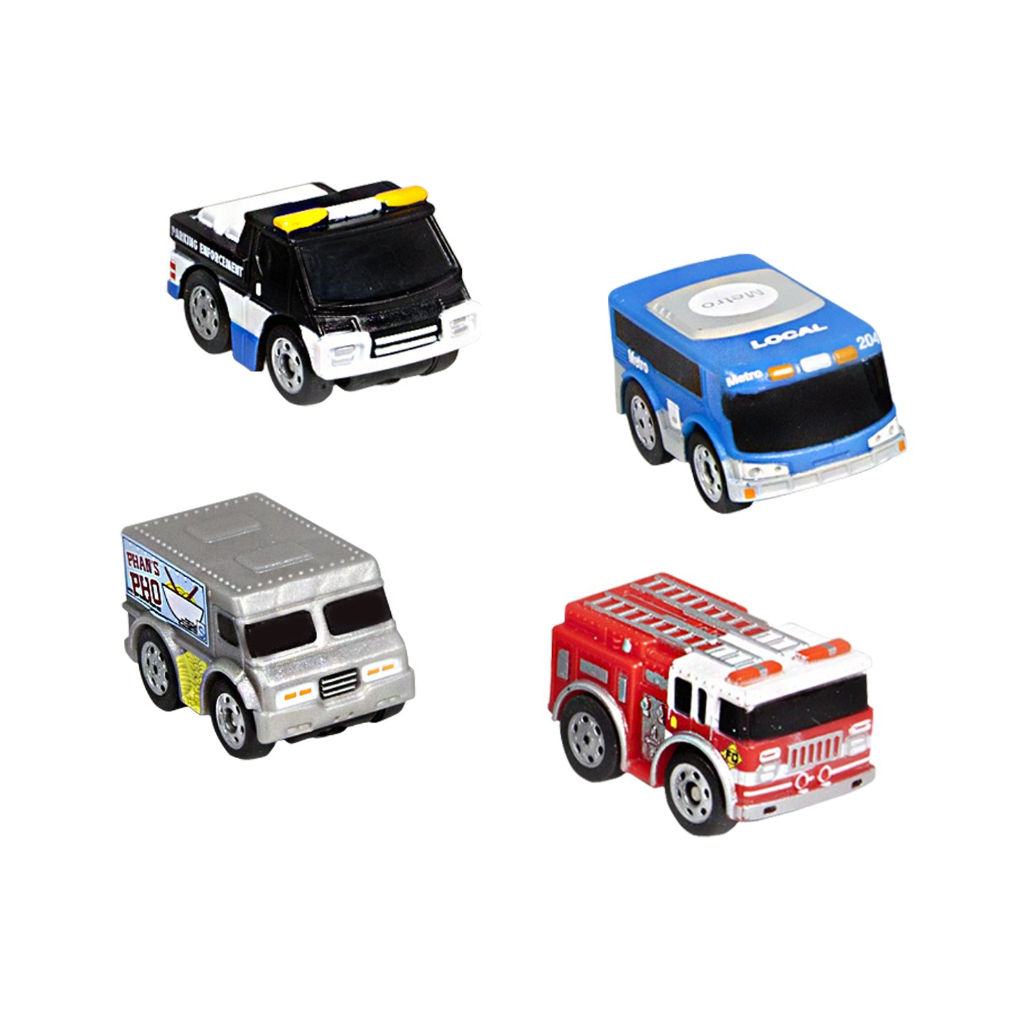 Amazon.com: Nano Sd Cars Large Pack (Colours and Styles Vary ...