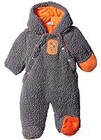 U.S. Polo Assn. Baby Boys' Coral Fleece Baby Fur Pram