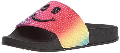 ea97015c6dcc Steve Madden Girls  JSMIRKEY Slide Sandal