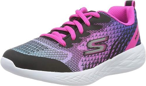 Skechers Go Run 600-bright Sprints, Zapatillas para Niñas: Amazon ...