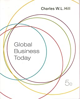 Global business today 5th edition 2008 charles w. L. Hill | thư.