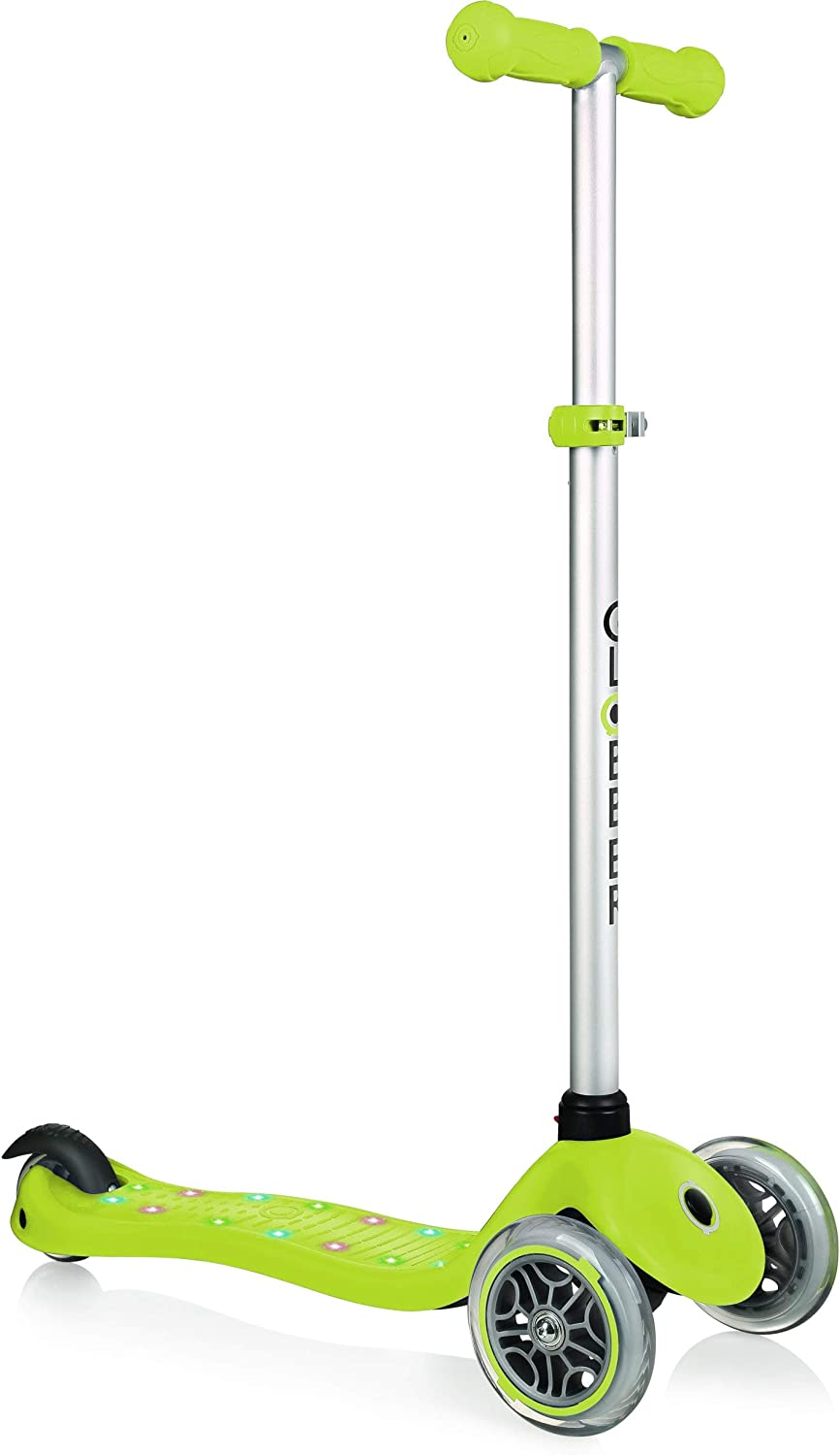 Globber- Patinete Primo Starlight, Color Lime Green (425-106-2)