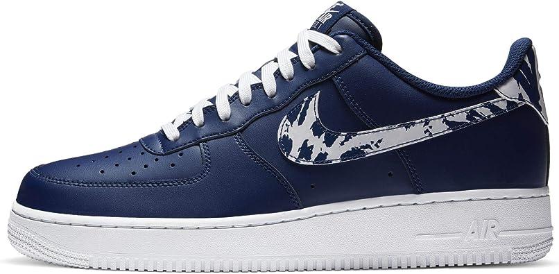 Prima personal cobre  Amazon.com   Nike Men's Shoes Air Force 1 Low White Black Sole CK7663-101    Basketball
