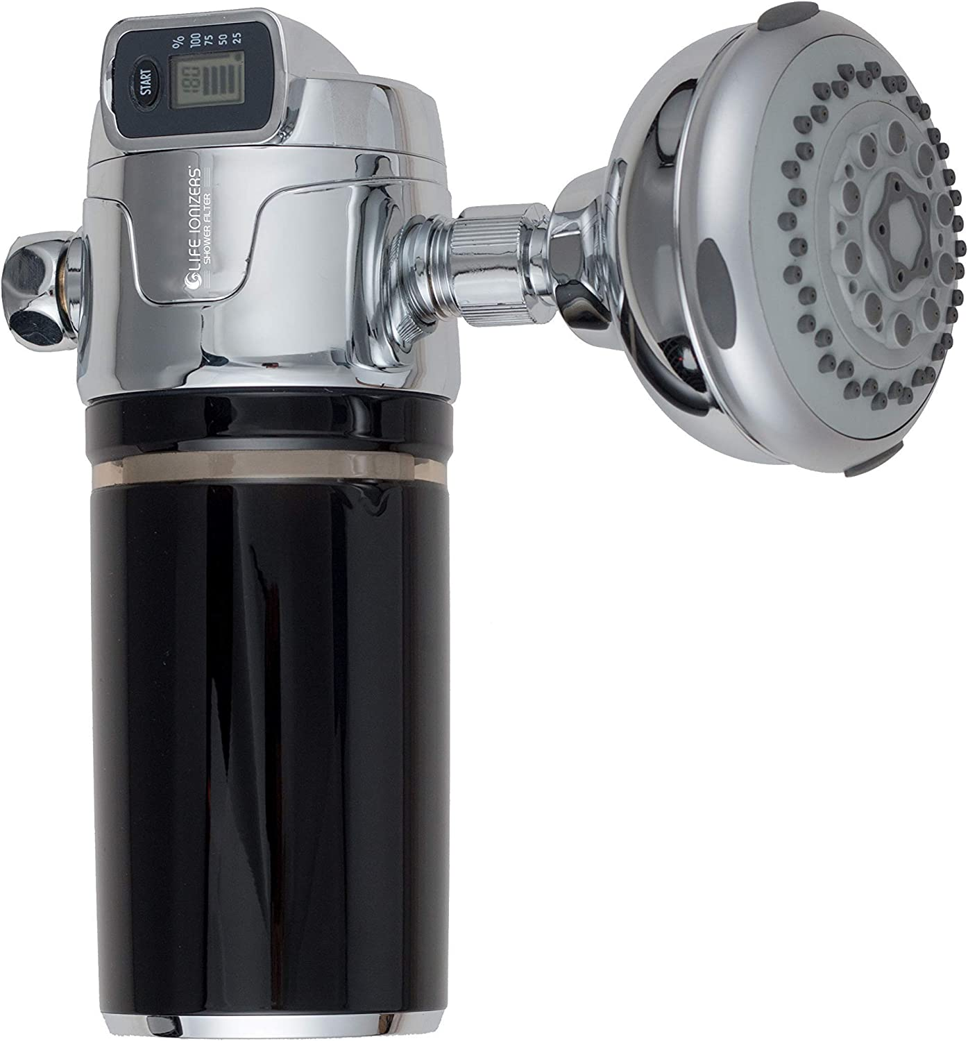 TheSafetyHouse Dual Water Filtration System 15 Gal//min for Decontamination Shower