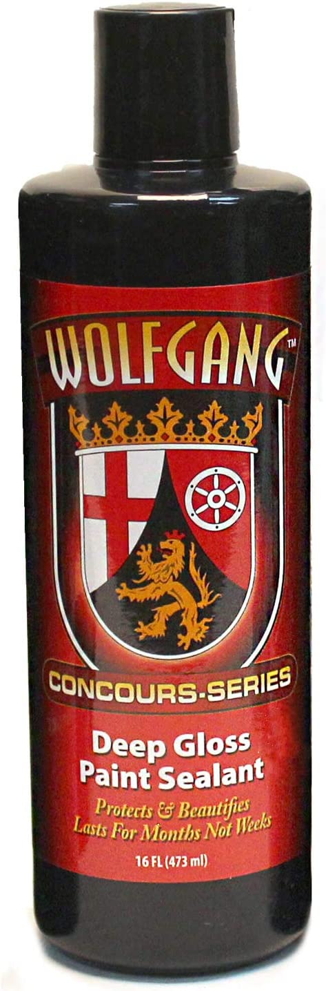 Wolfgang Car Paint Sealant