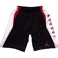 b80b6d8d3dbc Jordan Nike Air Boy s Highlight Dri-Fit Athletic Mesh Basketball Shorts
